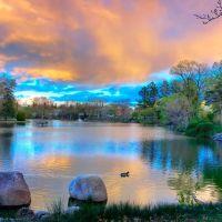 Idlewild Park, Reno, Nevada, Рино