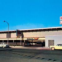 Daniels Motor Lodge in Reno, Nevada, Рино