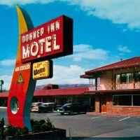 Donner Inn Motel in Reno, Nevada, Рино