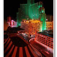 Reno, Nevada - Night, Рино