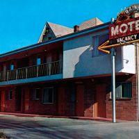 Rainbow Motel in Reno, Nevada, Рино