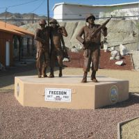 Freedom Isnt Free, Tonopah, Nv 05-04-08, Тонопа