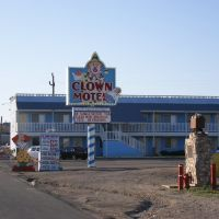 Clown Motel, Tonopah NV 2008, Тонопа