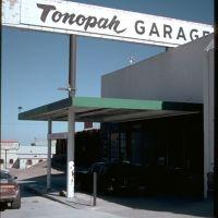 Tonopah Garage, Тонопа