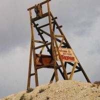 Head Frame, Welcome to Tonopah, NV, Тонопа
