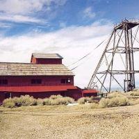 Tonopah Mining Park - Mizpah Mine - Nevada, Тонопа