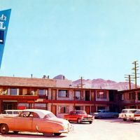 Davids L & L Motel in Tonopah, Nevada, Тонопа