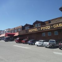 Casino y Hotel...Tonopah Station., Тонопа