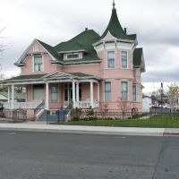 Douglass Mansion, Fallon, Nevada, Фаллон