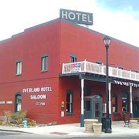 Overland Hotel & Saloon, Fallon, NV, Фаллон