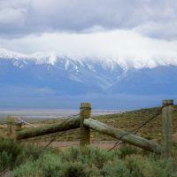Nevadas vast great basin area, Хавторн