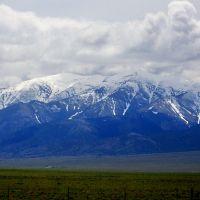 Magnificent great basin area in Nevada, Эврика