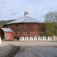 The round barn, Вудсвилл