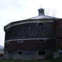 Round barn., Вудсвилл