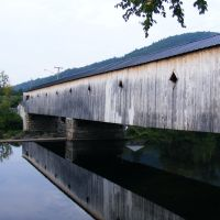 Long covered bridge, Вудсвилл