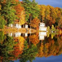 Lake Gardner, New Hampshire, Вудсвилл