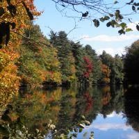 Autumn on the Cocheco River, Довер