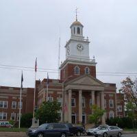 Dover City Hall, Довер