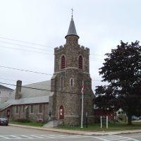 St. Thomas Episcopal Church, Довер