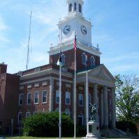 Municipal Building- Dover NH, Довер