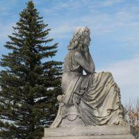 Stone Lady Sitting, Конкорд