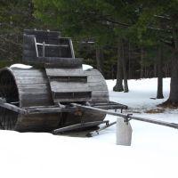 old snow roller, Конкорд