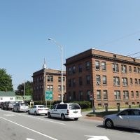 North Main Street in Concord, Конкорд
