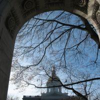 Capitol through the arch, Конкорд