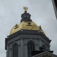 Gold dome., Конкорд