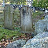 Newhampshire Cemetery, Манчестер