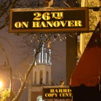 City Hall & Hanover Street, Manchester, New Hampshire, Манчестер