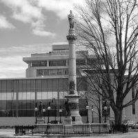War memorial, Манчестер