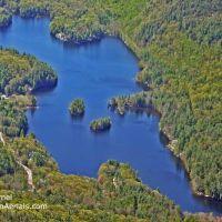 AERIAL - Winona Lake, Нашуа