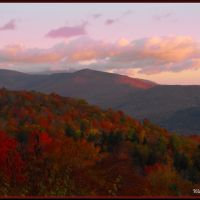 View From Albany New Hampshire, Олбани