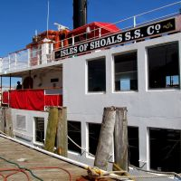 Isles of Shoals Steamship Company. Portsmouth, New Hampshire., Портсмоут