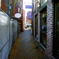 Commercial Alley, Портсмоут