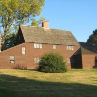 Jackson House (1664) Oldest Wooden House In NH & ME, Портсмоут