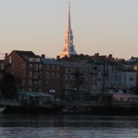 The First Rays Of Light Hit Portsmouth, Портсмоут