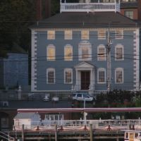 Moffatt-Ladd House (1763), Портсмоут