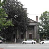 South Church in Portsmouth, NH (Unitarian Universalist), Портсмоут