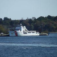 Coast Guard Cutter., Портсмоут