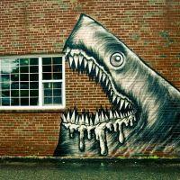 wall art, Портсмоут