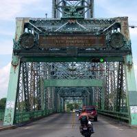 New Hampshire Memorial Bridge - 03-08-2005, Портсмоут