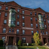 Rockingham Hotel, Портсмоут