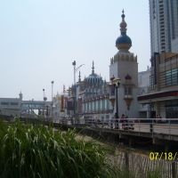 Boardwalk! Atlantic City,NJ, Атлантик-Сити