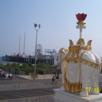 Taj Mahal Hotel & Casino @ AC,New Jersey USA, Атлантик-Сити