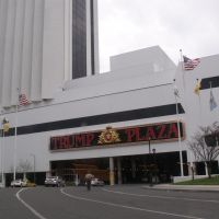 Trump Plaza, Atlantic city, Атлантик-Сити