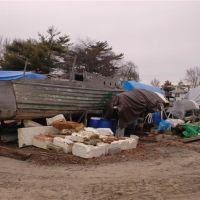 Winter Boat Yard Neptune, Белмар