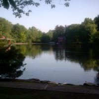 Coopers Pond, Bergenfield, NJ, Бергенфилд