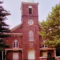 South Church, Bergenfield in 1976, Бергенфилд